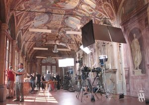 Villa Corsini a Mezzomonte - Evento Aziendale - Corporate Event - Shooting Masterchef Australia