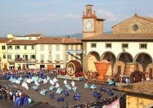 Villa Corsini a Mezzomonte - Impruneta - Wine Village Festival - Tuscany